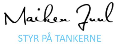 Maiken Juul Logo